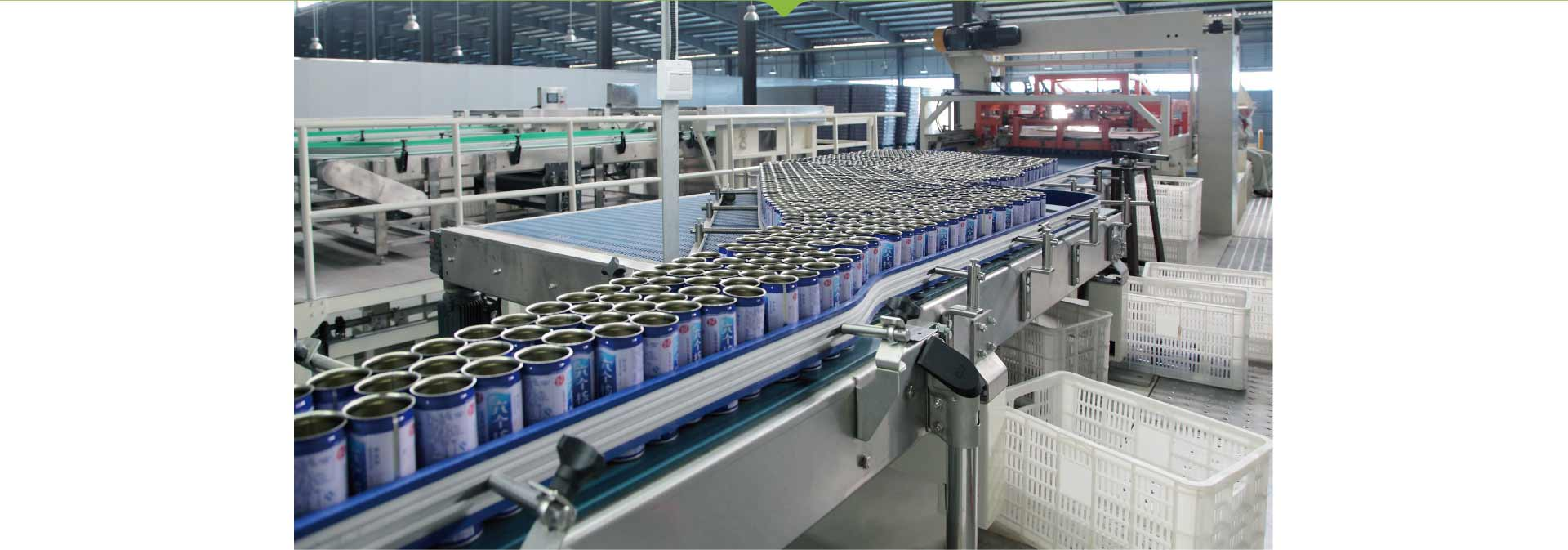 Whole Line Solution of Can Filling Production Line